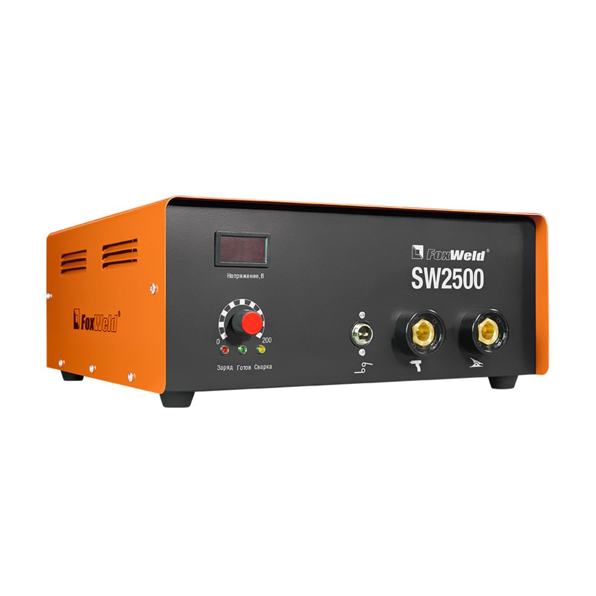 Аппарат конденсаторной приварки шпилек FoxWeld SW2500