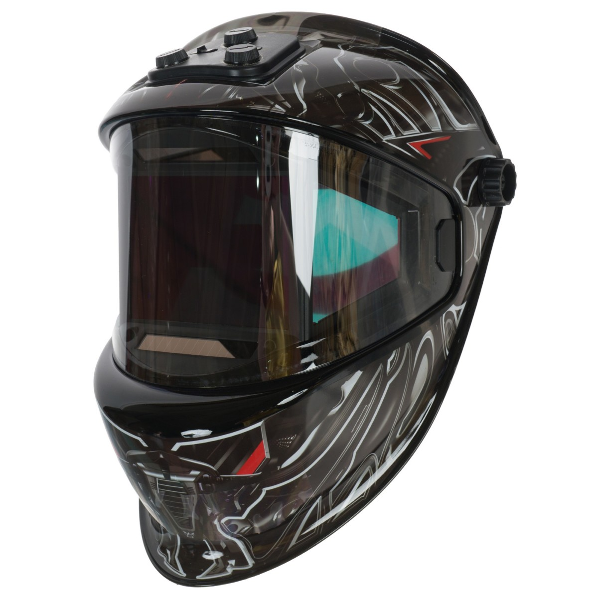 Сварочная маска FoxWeld МЕГА 5989