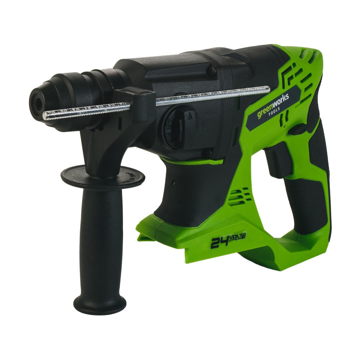 Аккумуляторный перфоратор Greenworks G24HD 24В 3802507