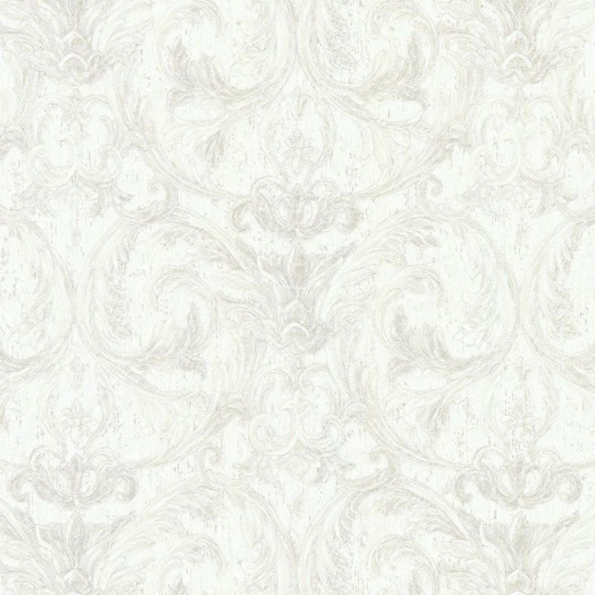 Обои флизелиновые Decori-Decori Altera бежевые 1.06 м 82303