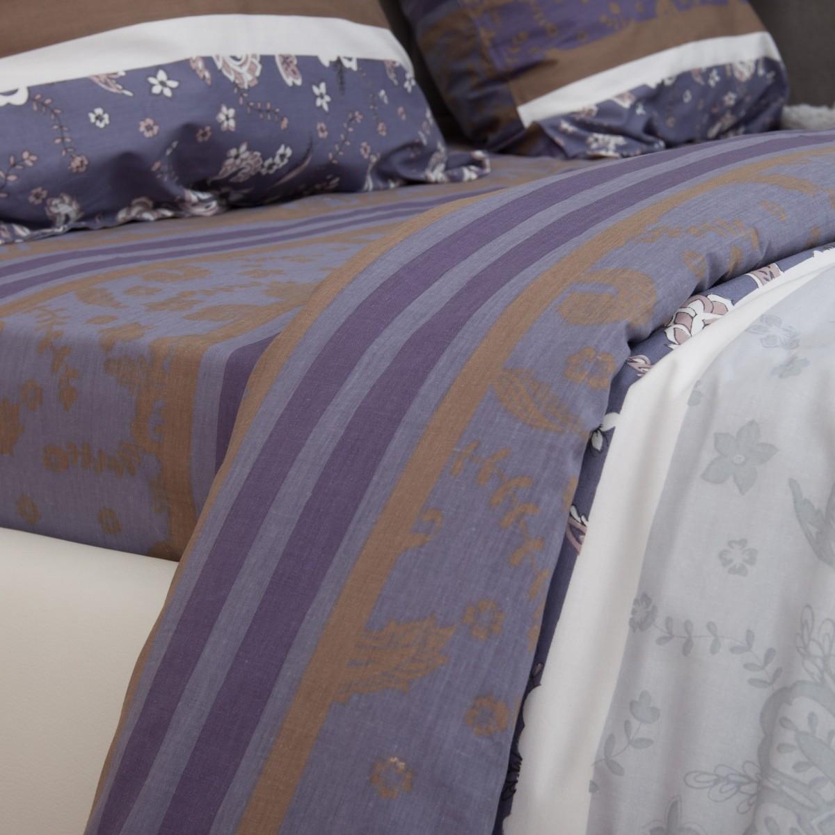 Комплект Постельного Белья Отрада Полутораспальный Сатин 50x70