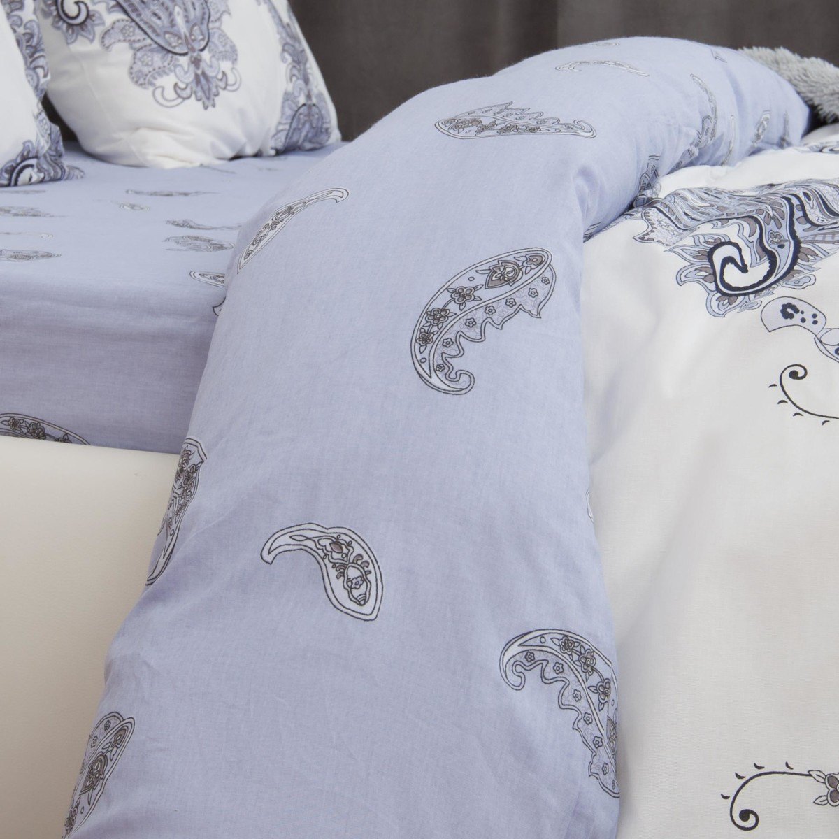 Комплект Постельного Белья Roshel Семейный Поплин 50x70