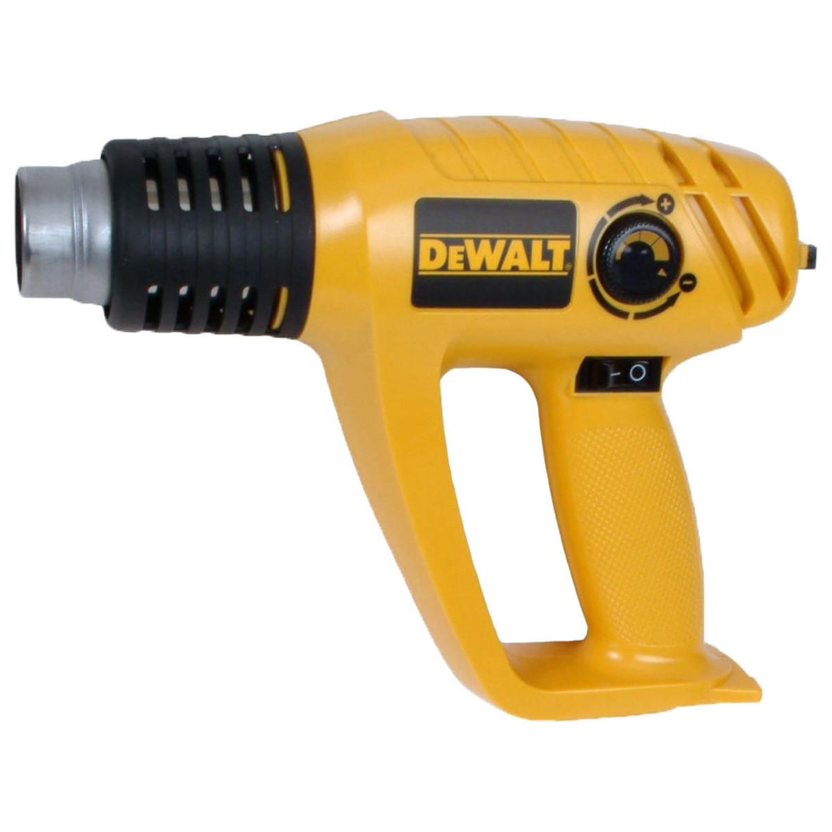 Фен строительный DeWalt DW340K