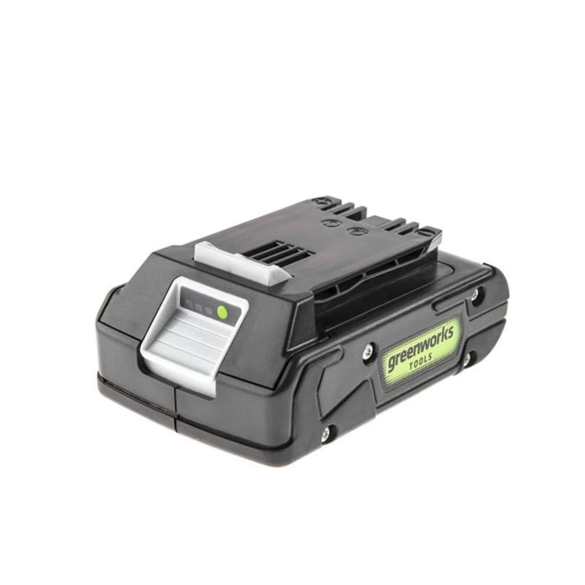 Аккумулятор GreenWorks G24B2 2 Ач 24 В 2902707