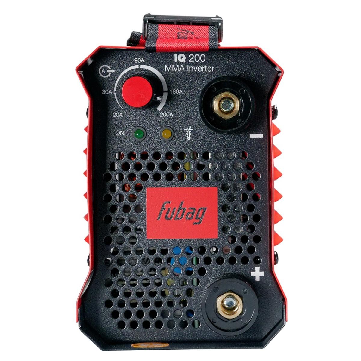 Дуговой Сварочный Инвертор Fubag Iq 200 38832