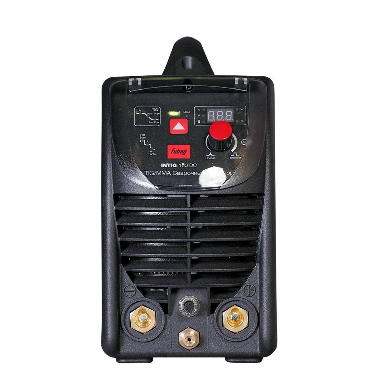 Дуговой Сварочный Инвертор Fubag 160 Dc 38 0252