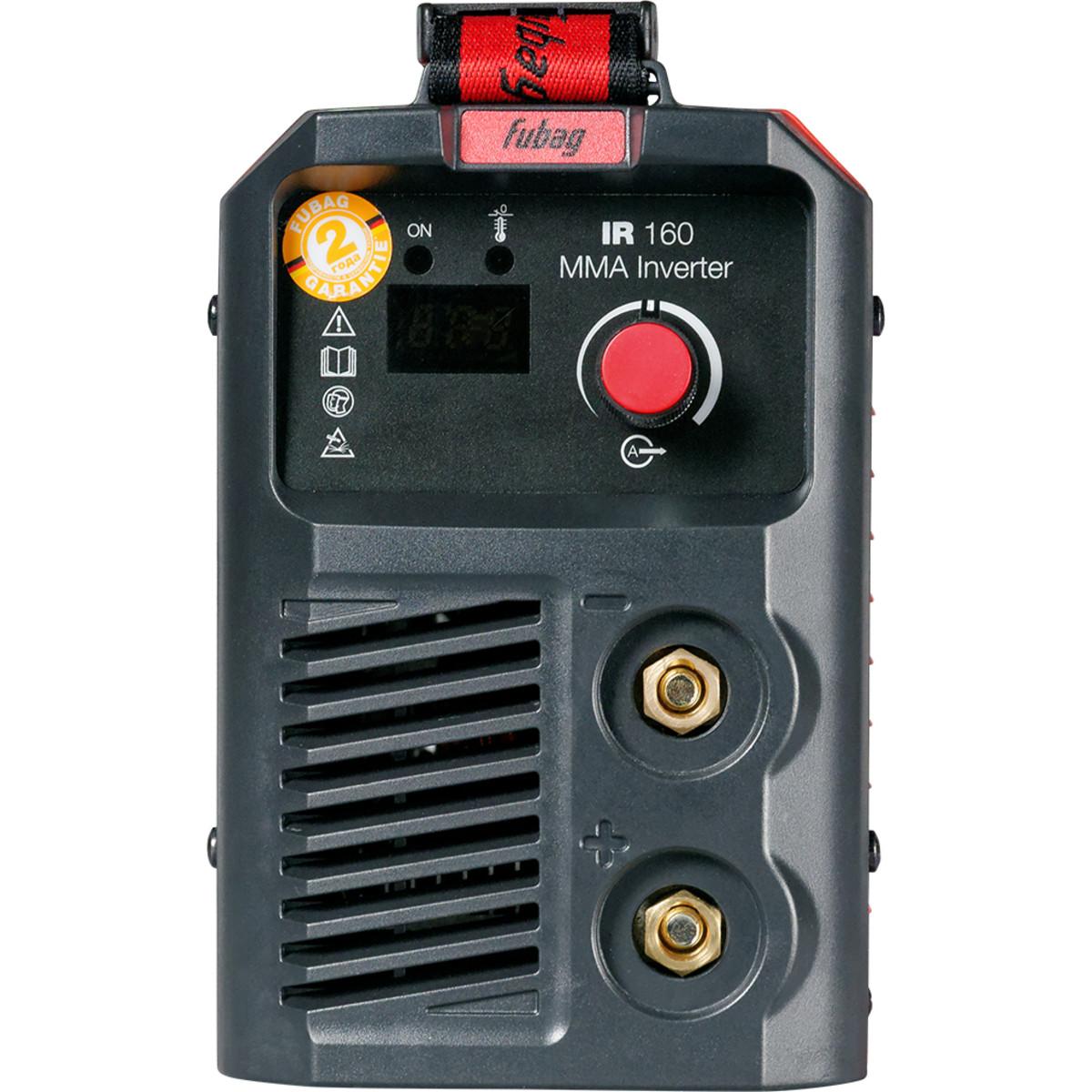Дуговой Сварочный Инвертор Fubag Ir 160 31401