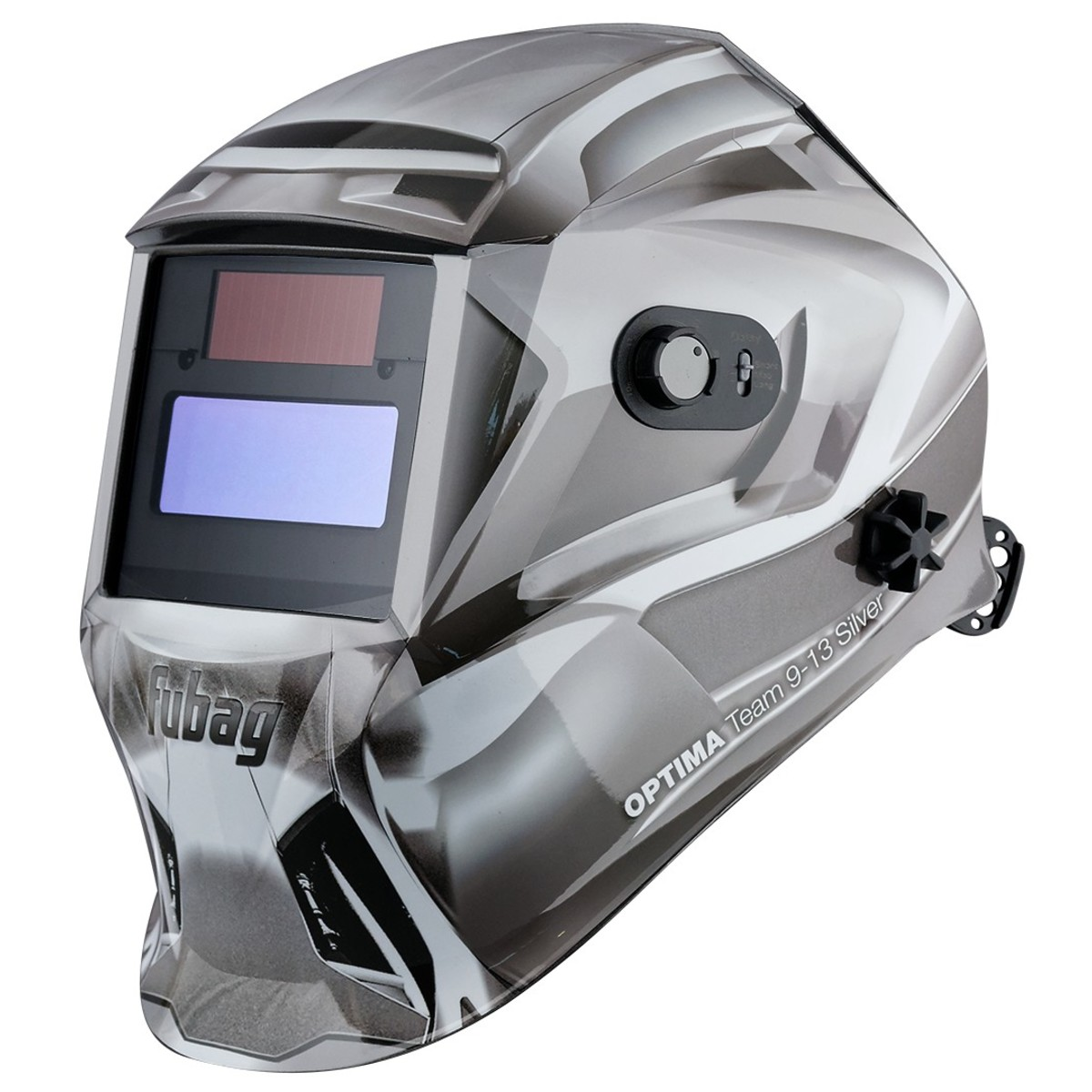Сварочная маска FUBAG OPTIMA TEAM 9-13 SILVER 38076