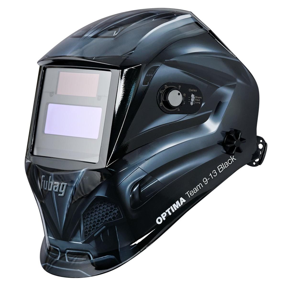 Сварочная маска FUBAG OPTIMA TEAM 9-13 BLACK 38074