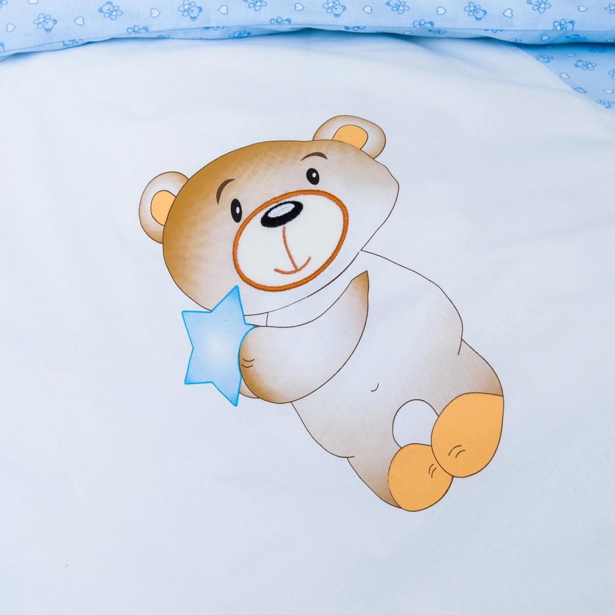 Комплект Постельного Белья Умка В Кроватку Перкаль 3 Предм