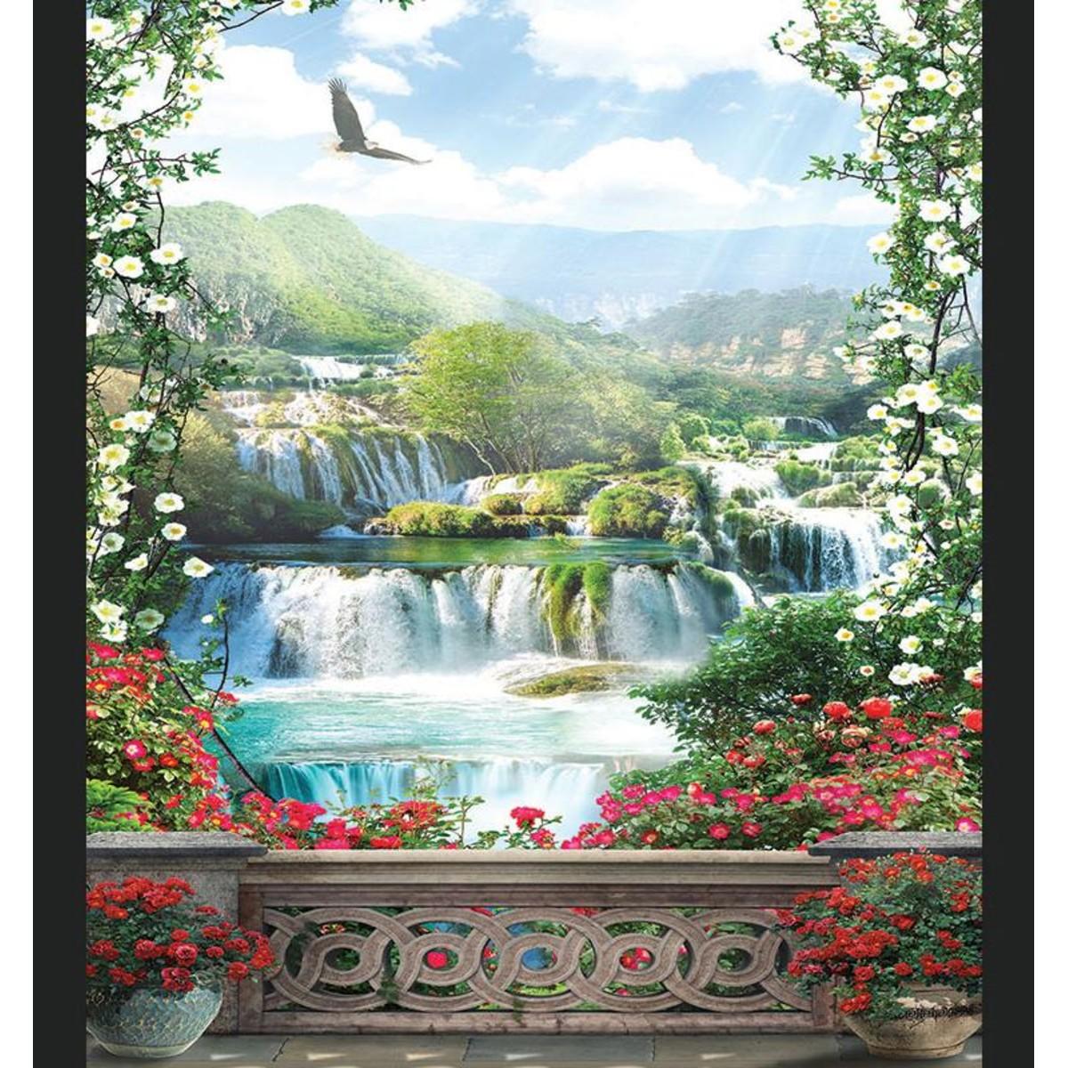 Фотообои For Wall Водопады 11427VEA 206х275 см