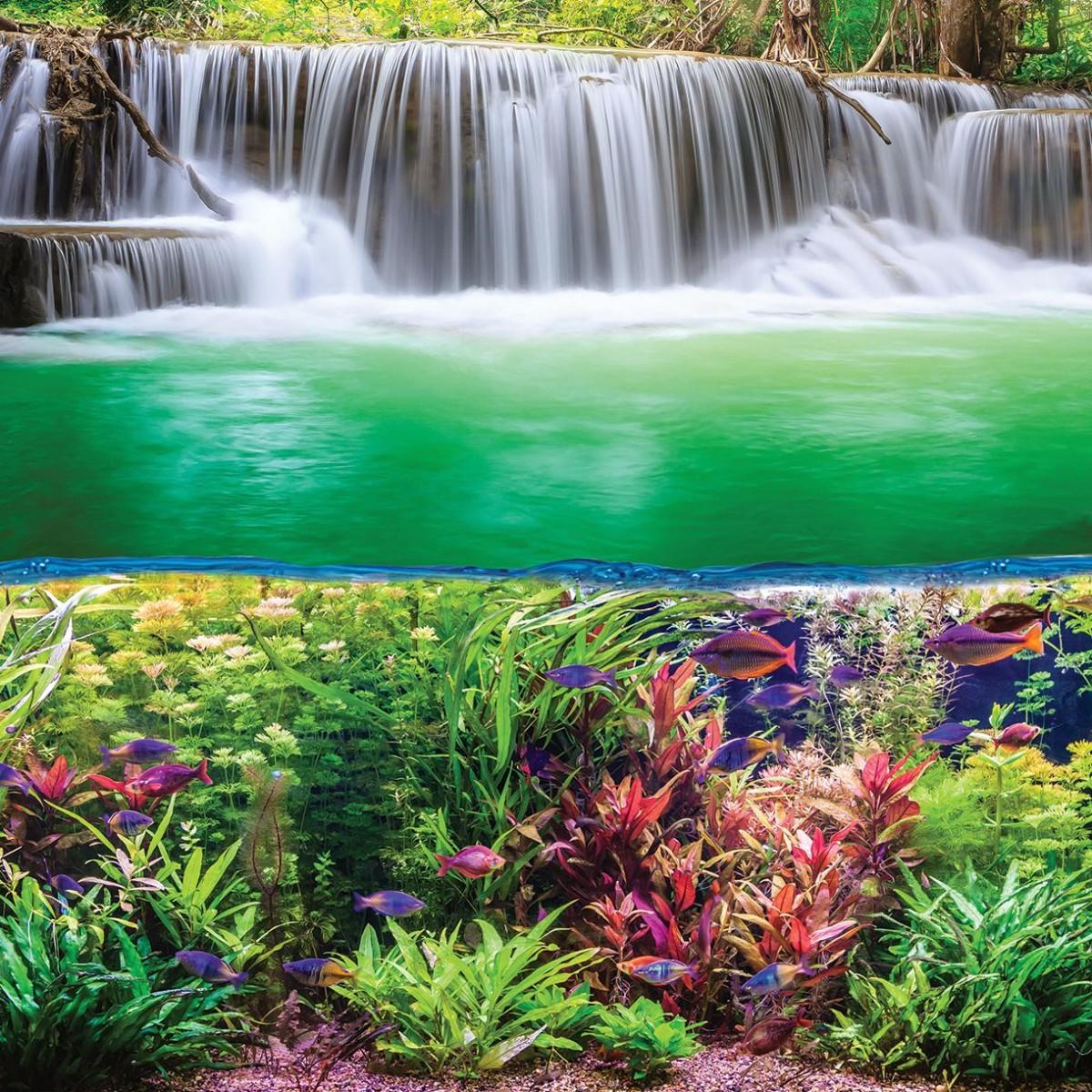 Фотообои For Wall Водопады 3354P8 368х254 см