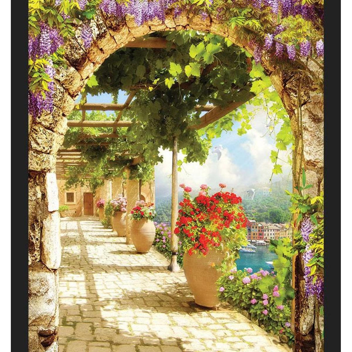 Фотообои For Wall Цветы 11424VEA 206х275 см