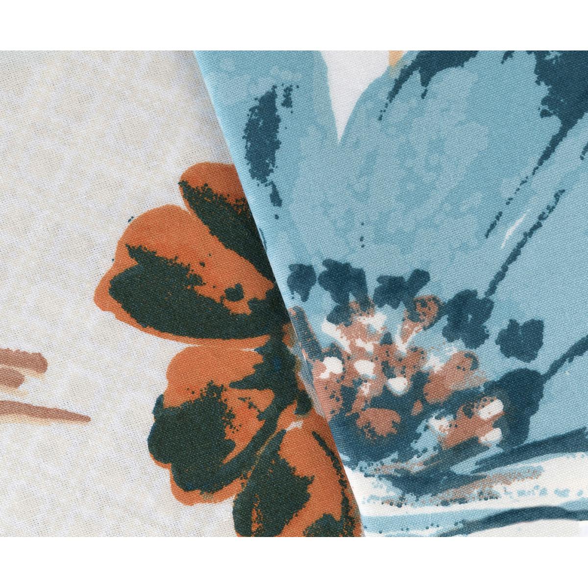 Комплект Постельного Белья Norma Евро Поплин 50x70 70x70