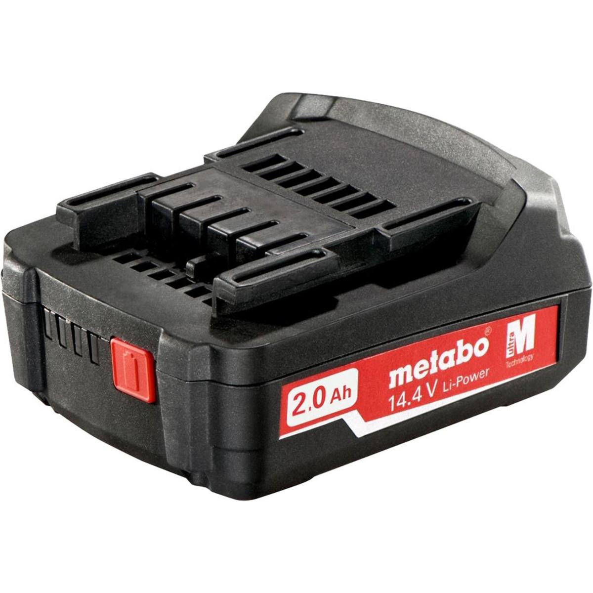 Аккумулятор для инструментов Metabo Li-ion 14.4 В 2 Ач 625595000