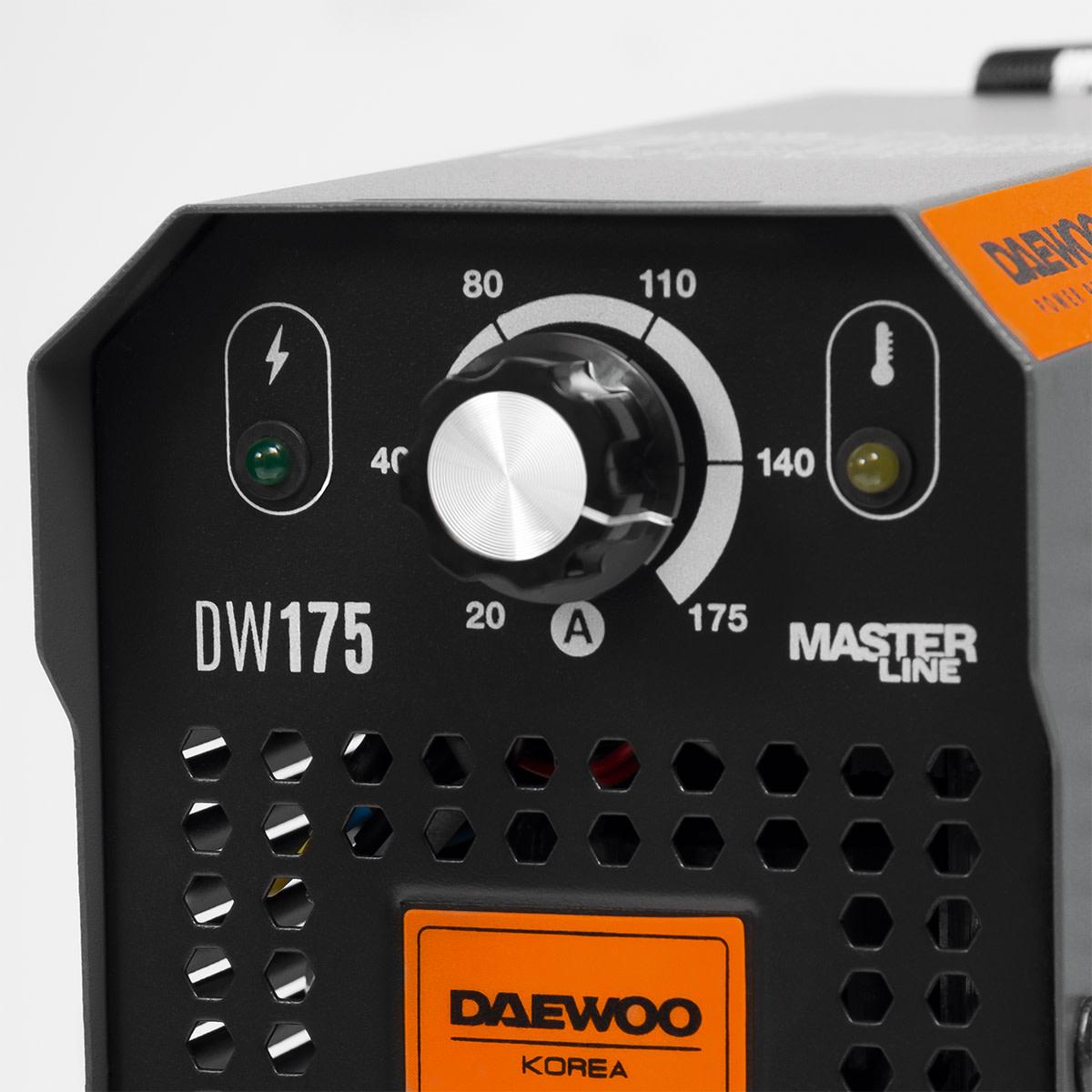 Дуговой Сварочный Инвертор Daewoo Dw 175