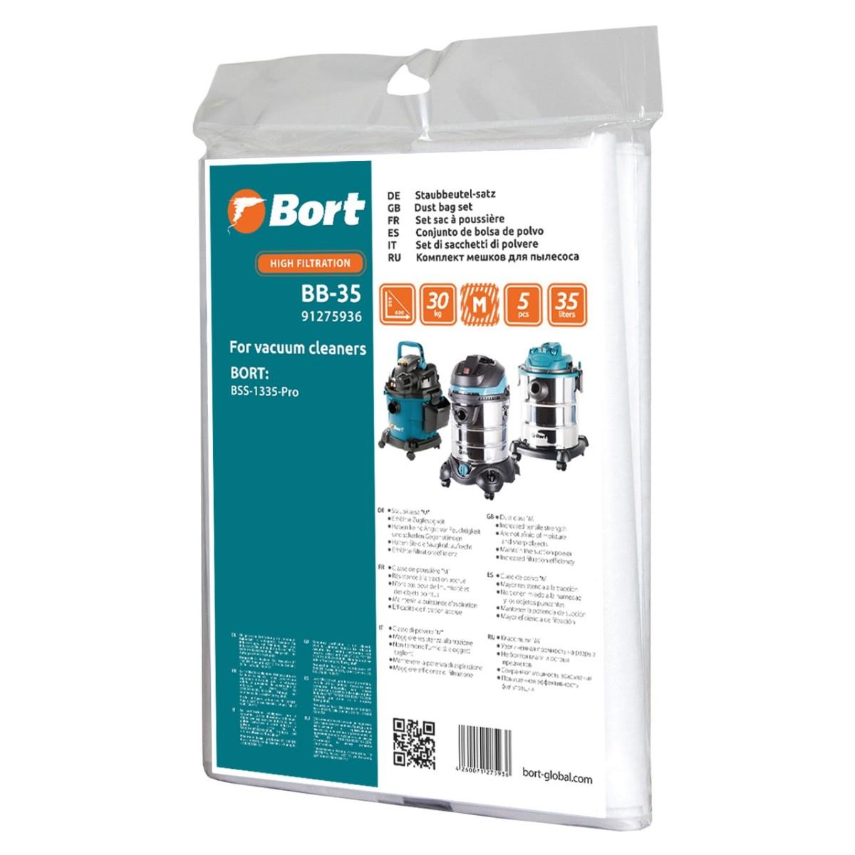Мешок для пылесоса Bort BB-35 91275936