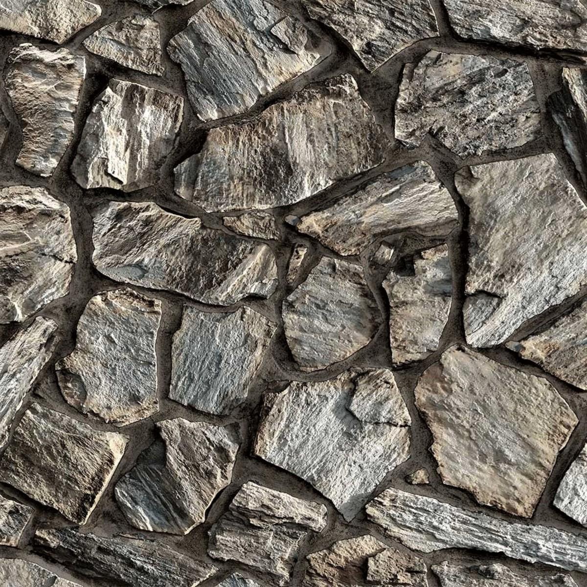 Обои виниловые Adawall Anka коричневые 1.06 м 1604-3