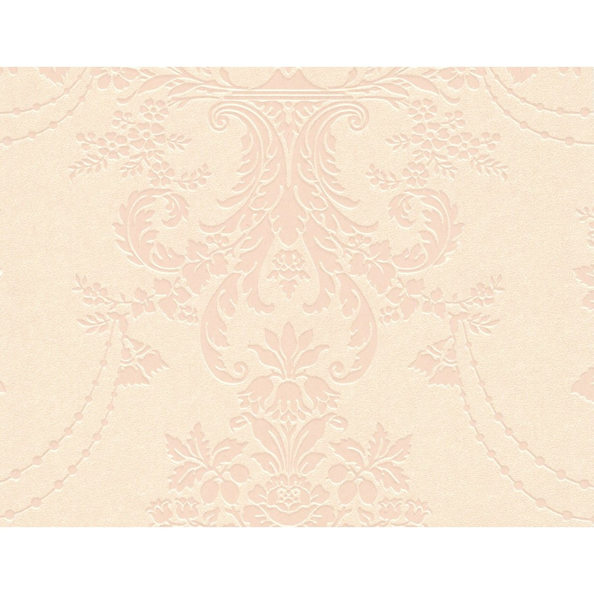 Обои флизелиновые Decor Deluxe International Vivaldi розовые 0.53 м R03406/2
