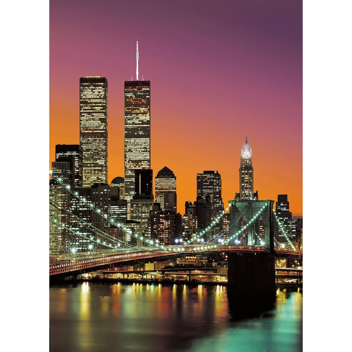 Фотообои W+G New York City 00389WG 183х254 см