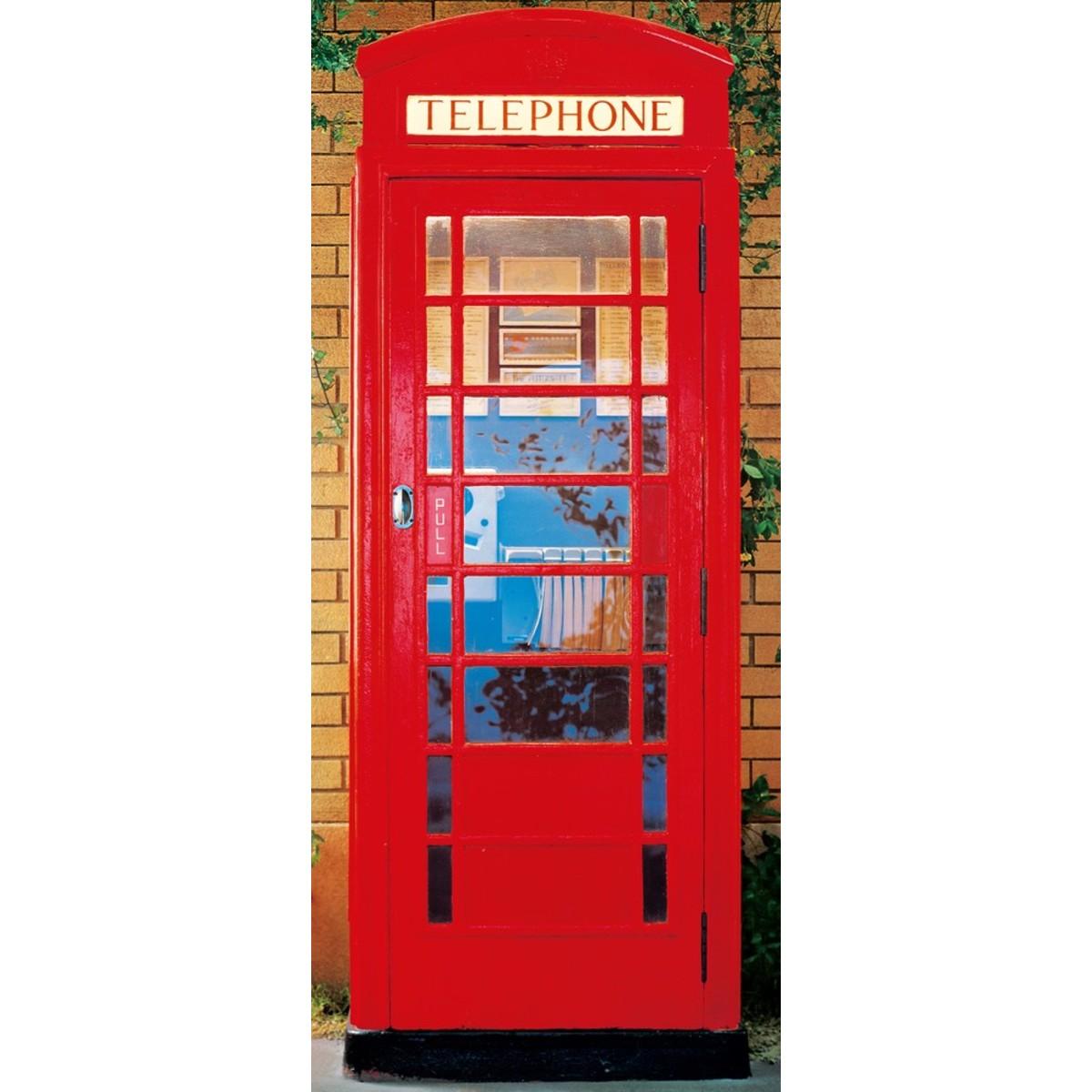 Фотообои W+G Telephone Box 00549WG 86х200 см