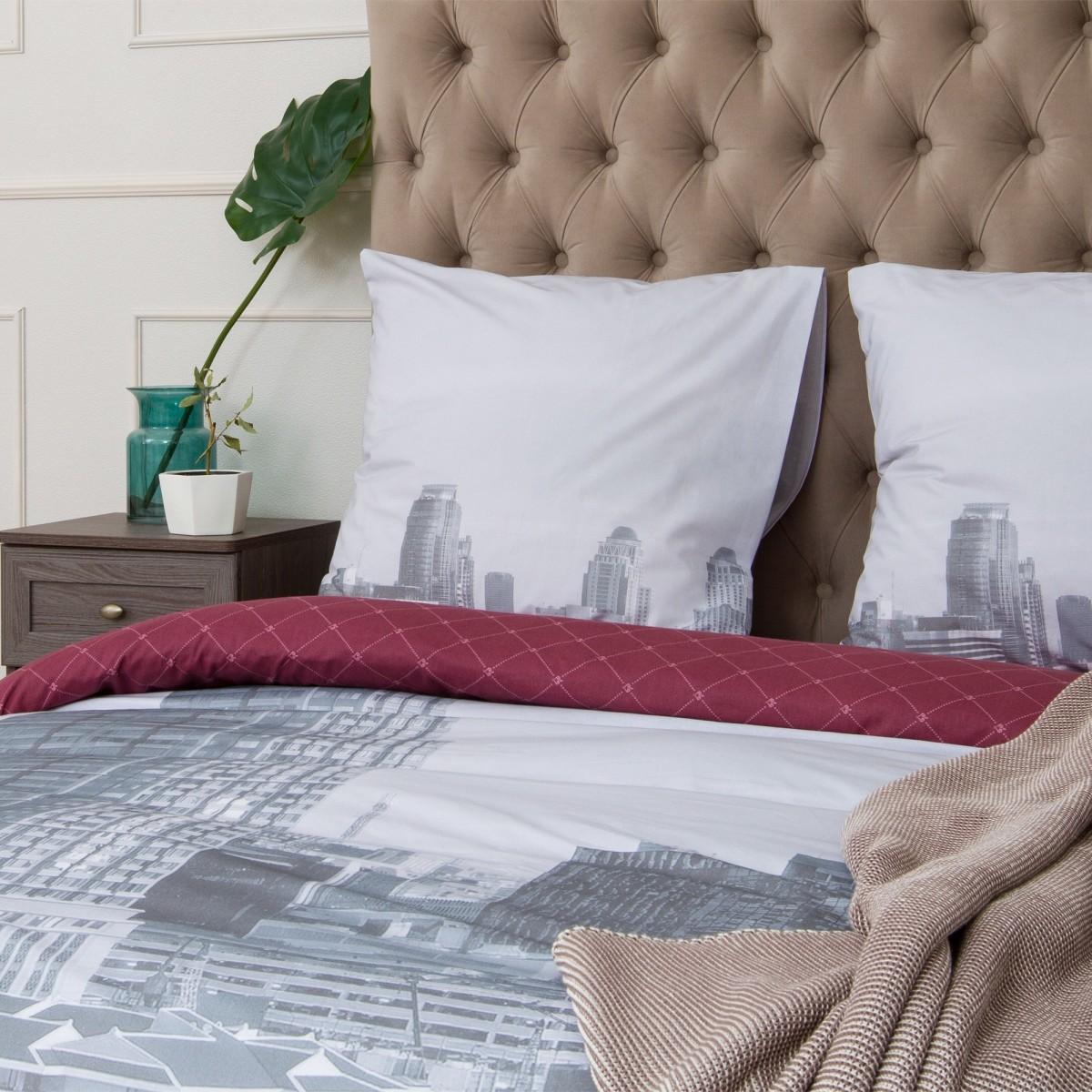Комплект Постельного Белья Old City Двуспальный Ранфорс 70x70