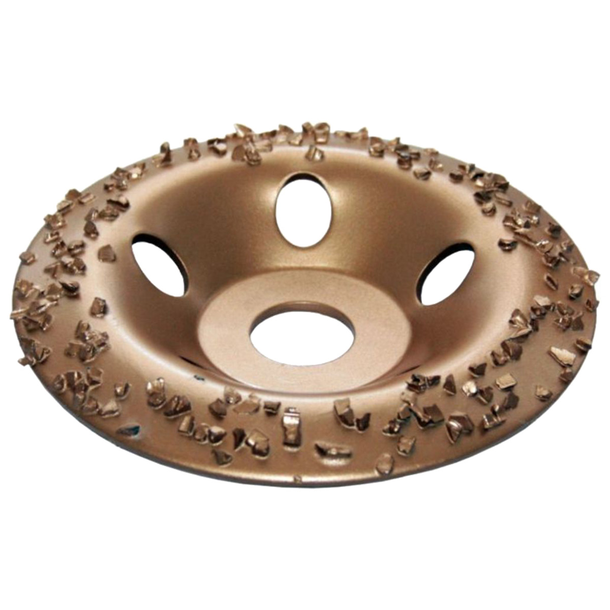 Круг твердосплавный торцевой Практика HM 773-590 125 х 22 мм наклонный зерно # 8 крупное