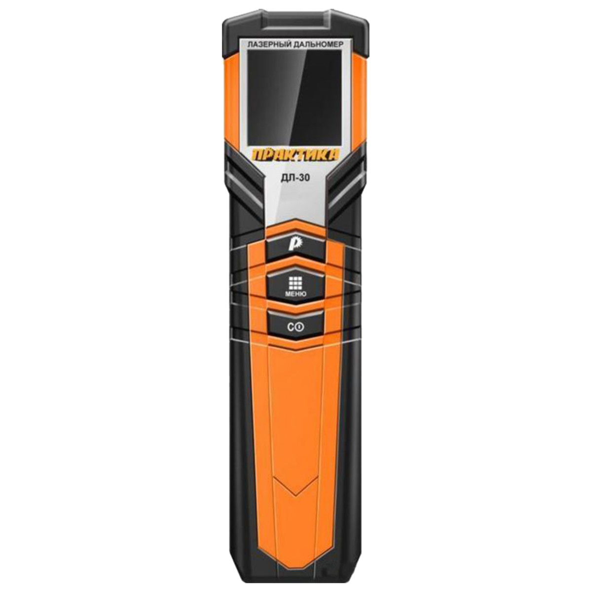 Дальномер лазер Практика ДЛ-30 дальность 005 - 30 м точность 15 мм 640-162