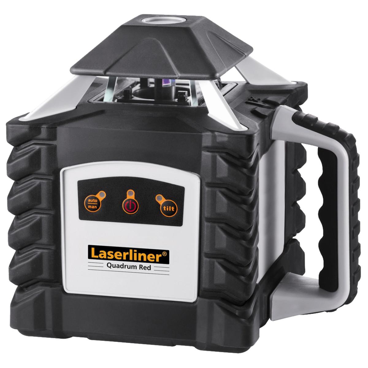 Лазерный уровень LASERLINER Quadrum 400 Pro S 053.00.10A