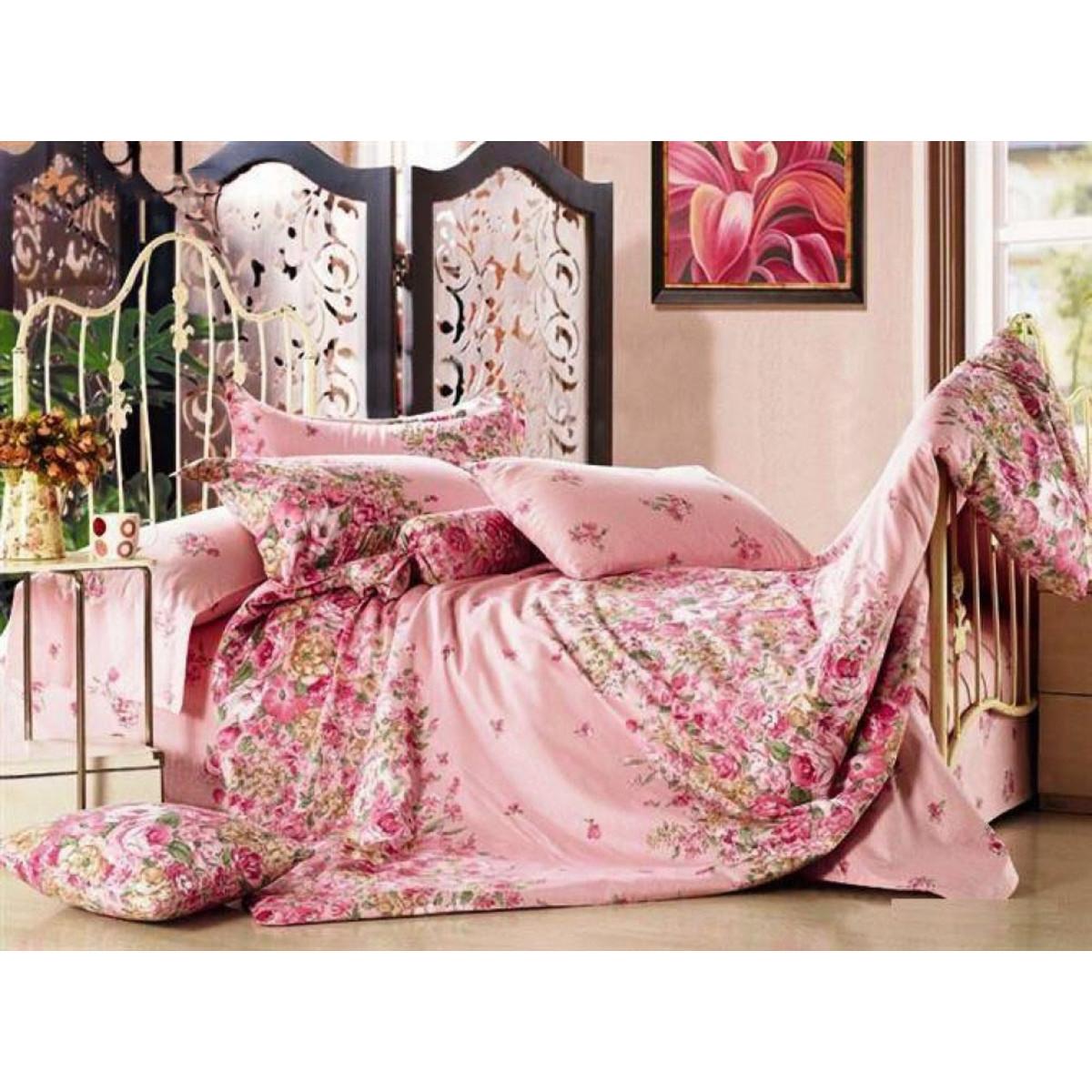 Комплект постельного белья Valtery двуспальный сатин 50x70 70x70 см