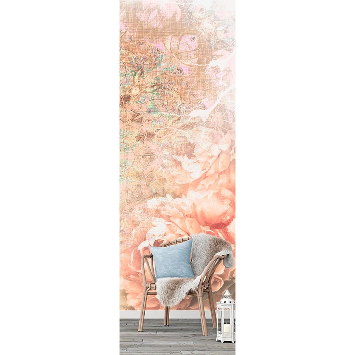 Фотообои Barton Wallpapers Цветы F12501 100х270 см