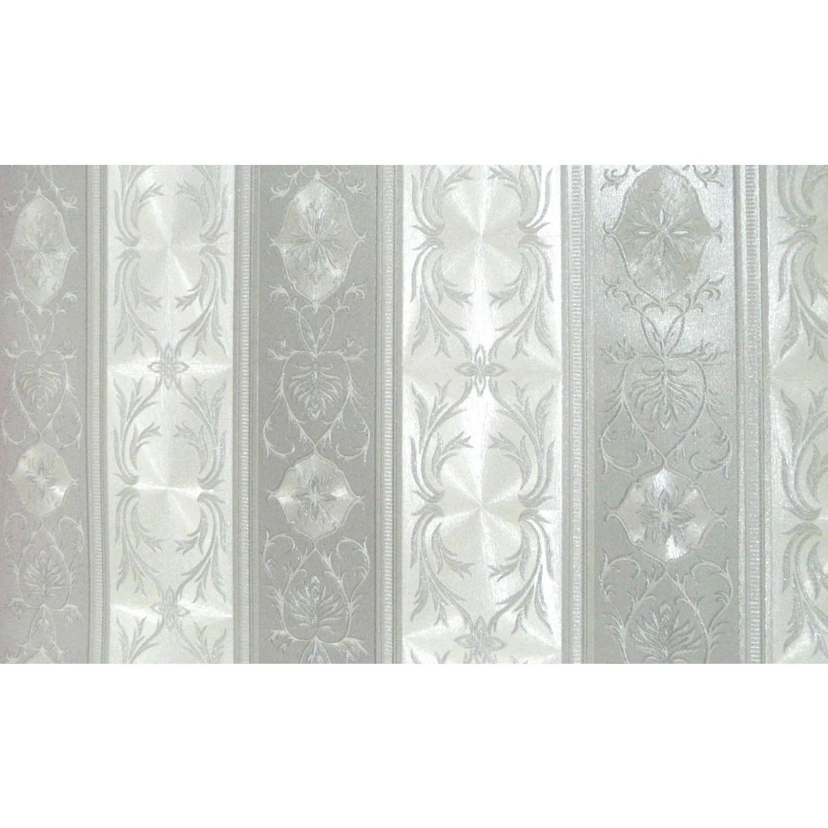 Обои виниловые Elysium Вензеля серые 0.53 м 60132