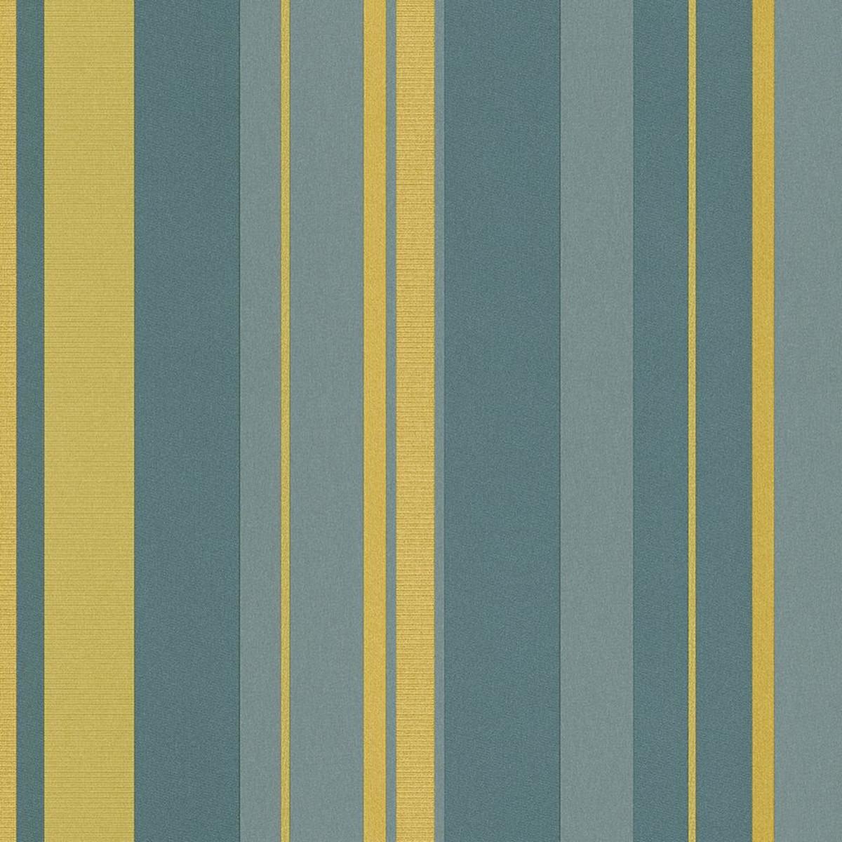 Обои флизелиновые Rasch En Suite желтые 0.53 м 546552