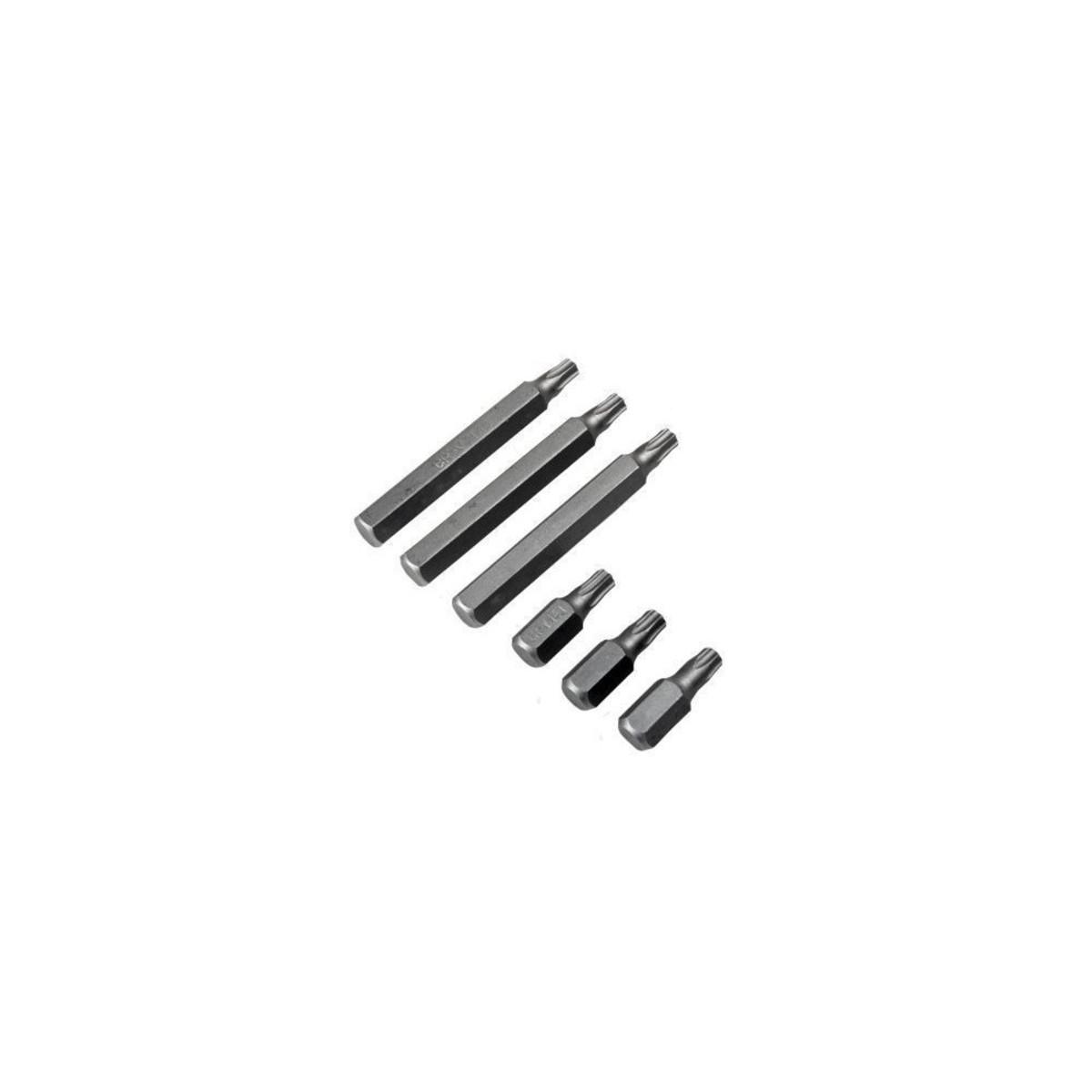 Набор бит ELITECH TORX40 x 50мм 18200732 10 шт