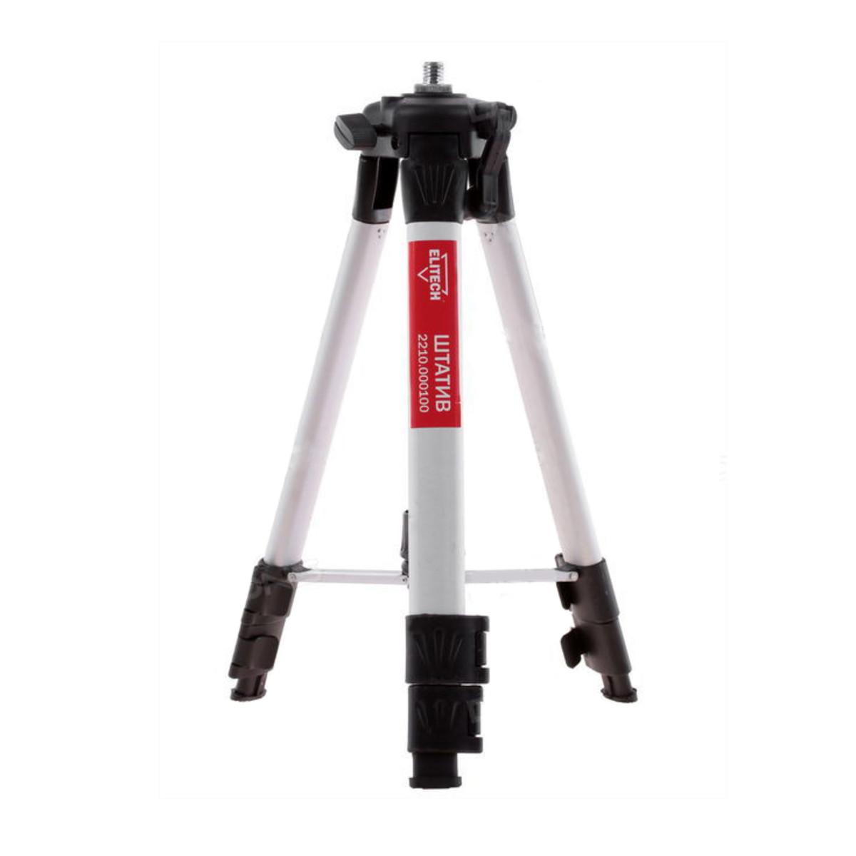 Штатив для лазерного нивелира ELITECH 22100001 440-1200мм 5/8