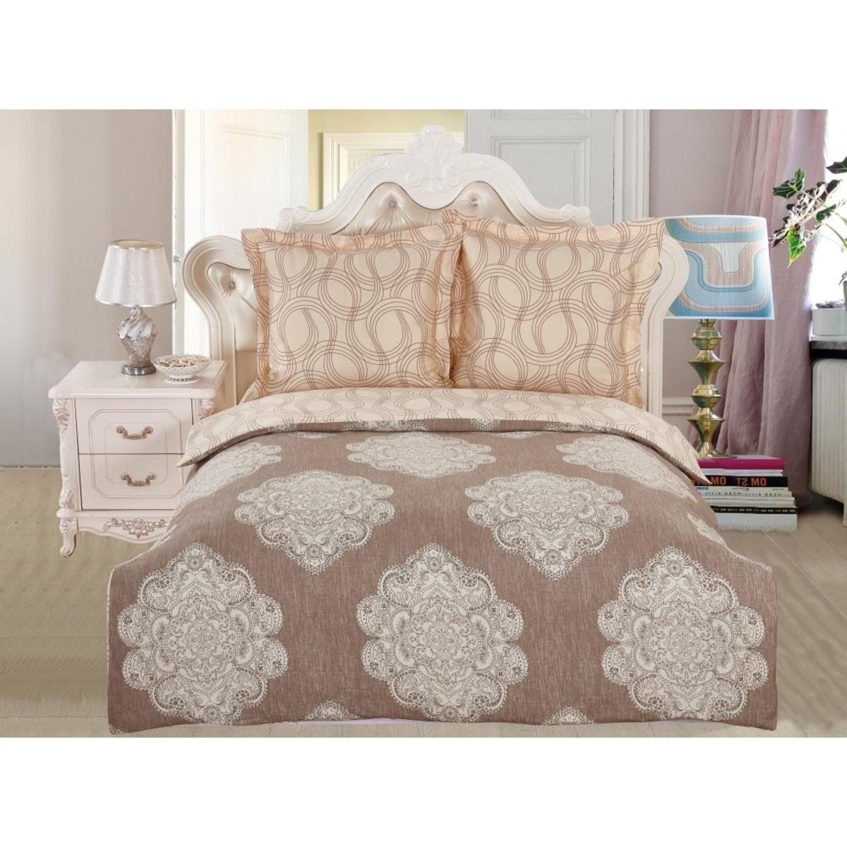Комплект постельного белья СL-270 двуспальный сатин