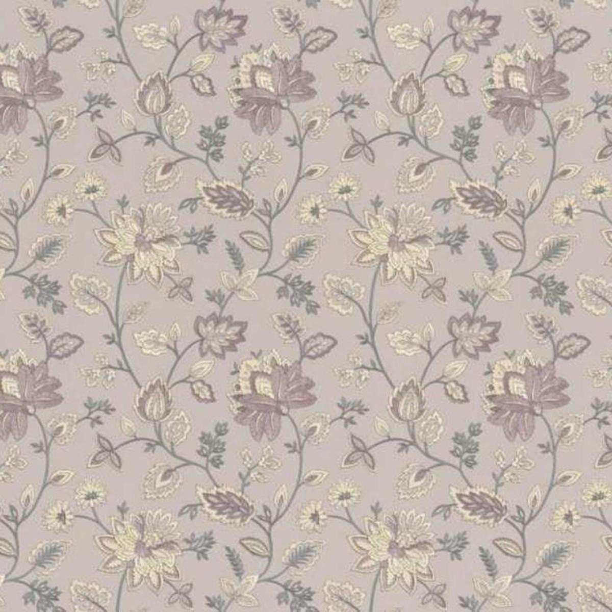 Обои флизелиновые Rasch Art Nouveau 2020 фиолетовые 1.06 м 958232