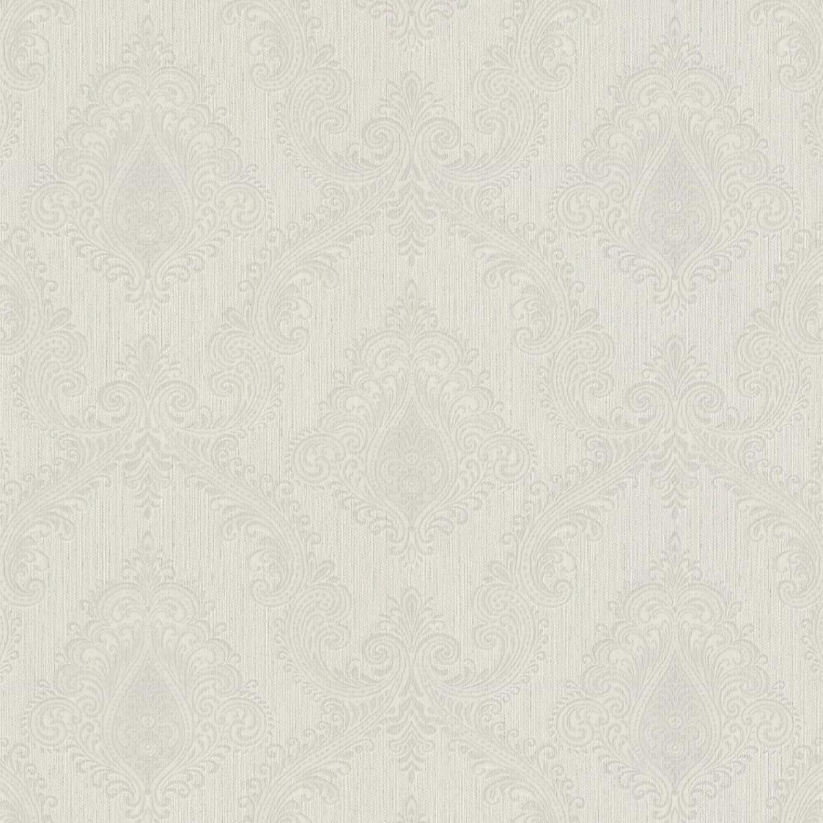 Обои флизелиновые Rasch Alla Prima серые 1.06 м 959901