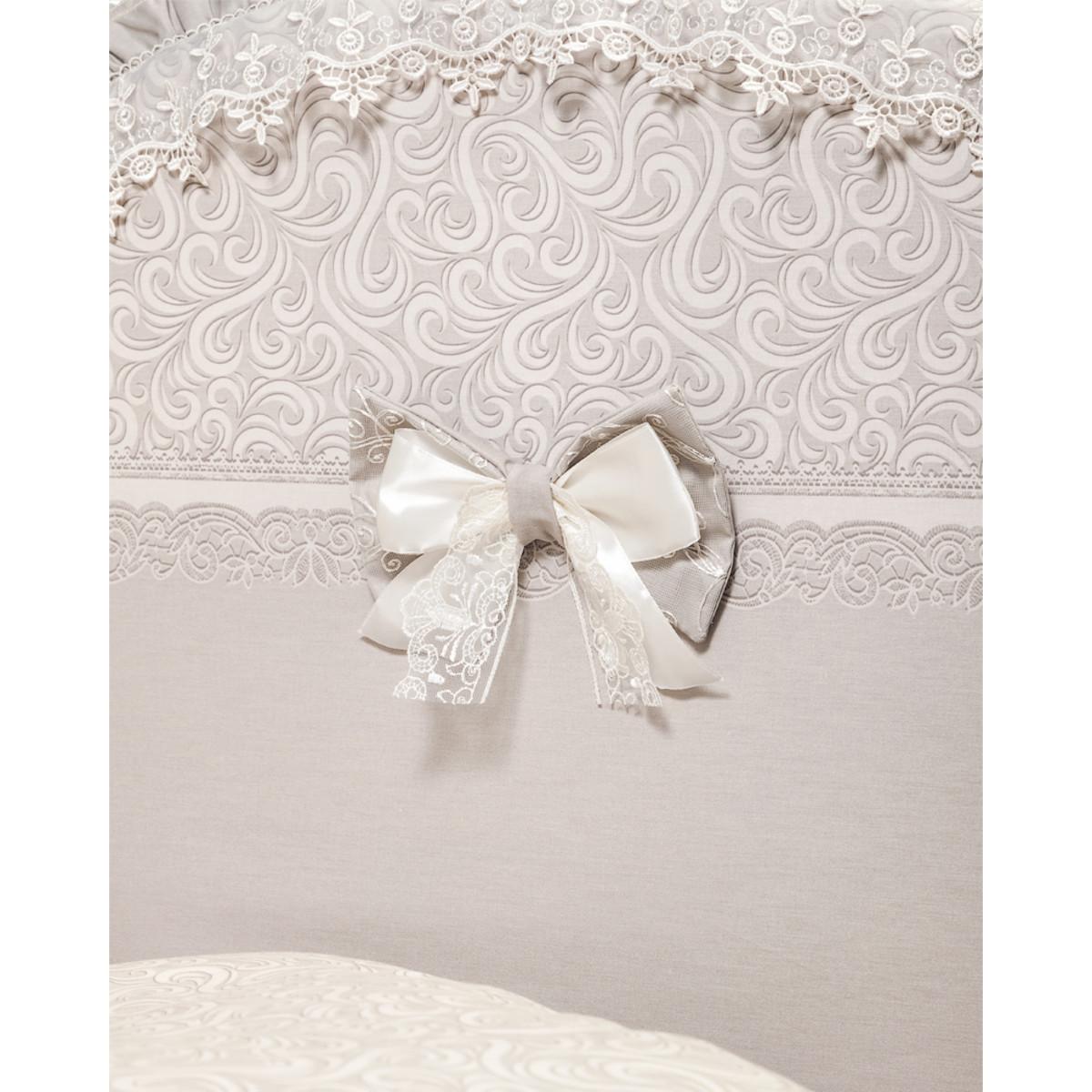 Комплект Постельного Белья Версаль В Кроватку Сатин