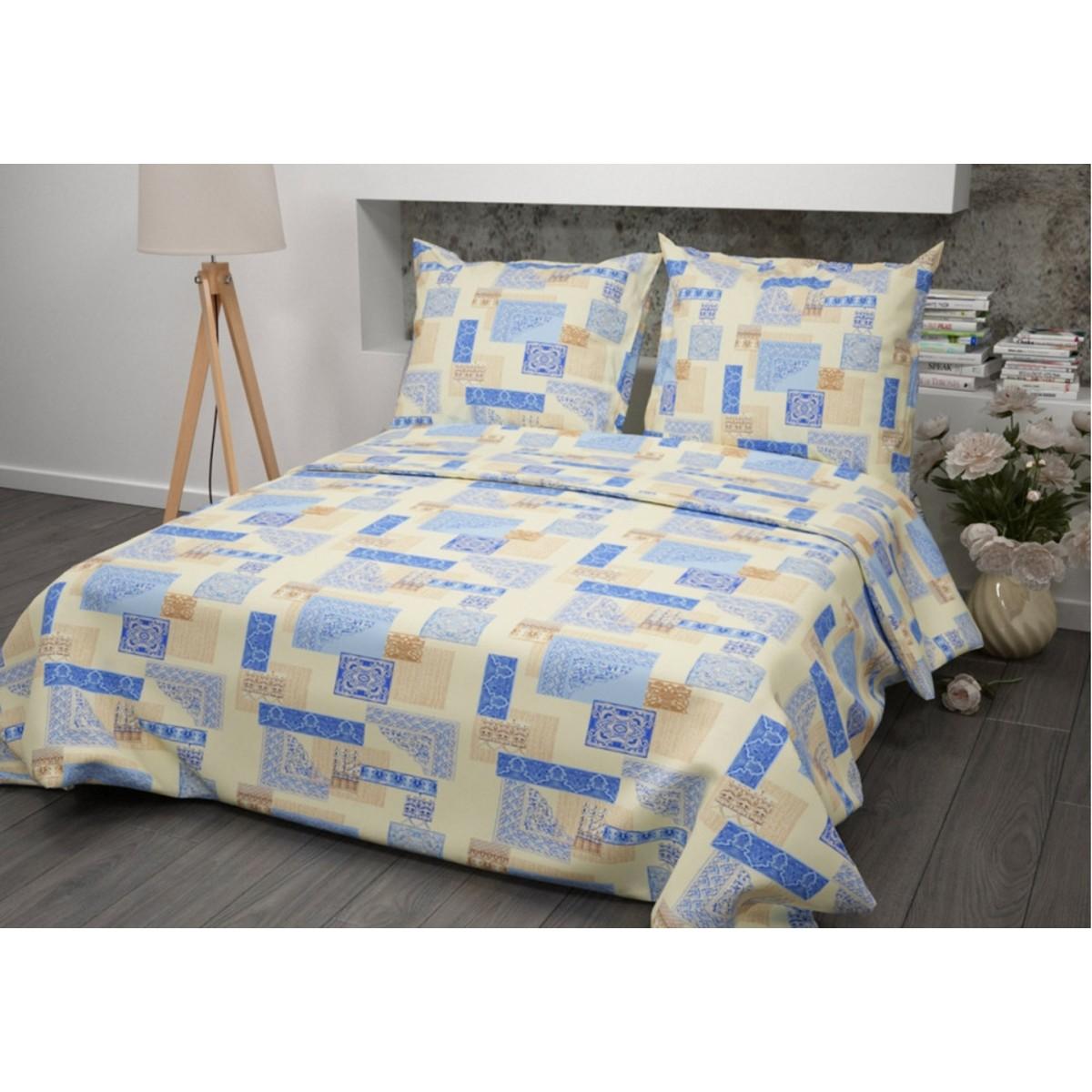 Комлплект постельного белья полутораспальный «Queen Butterfly» бязь 70x70 см