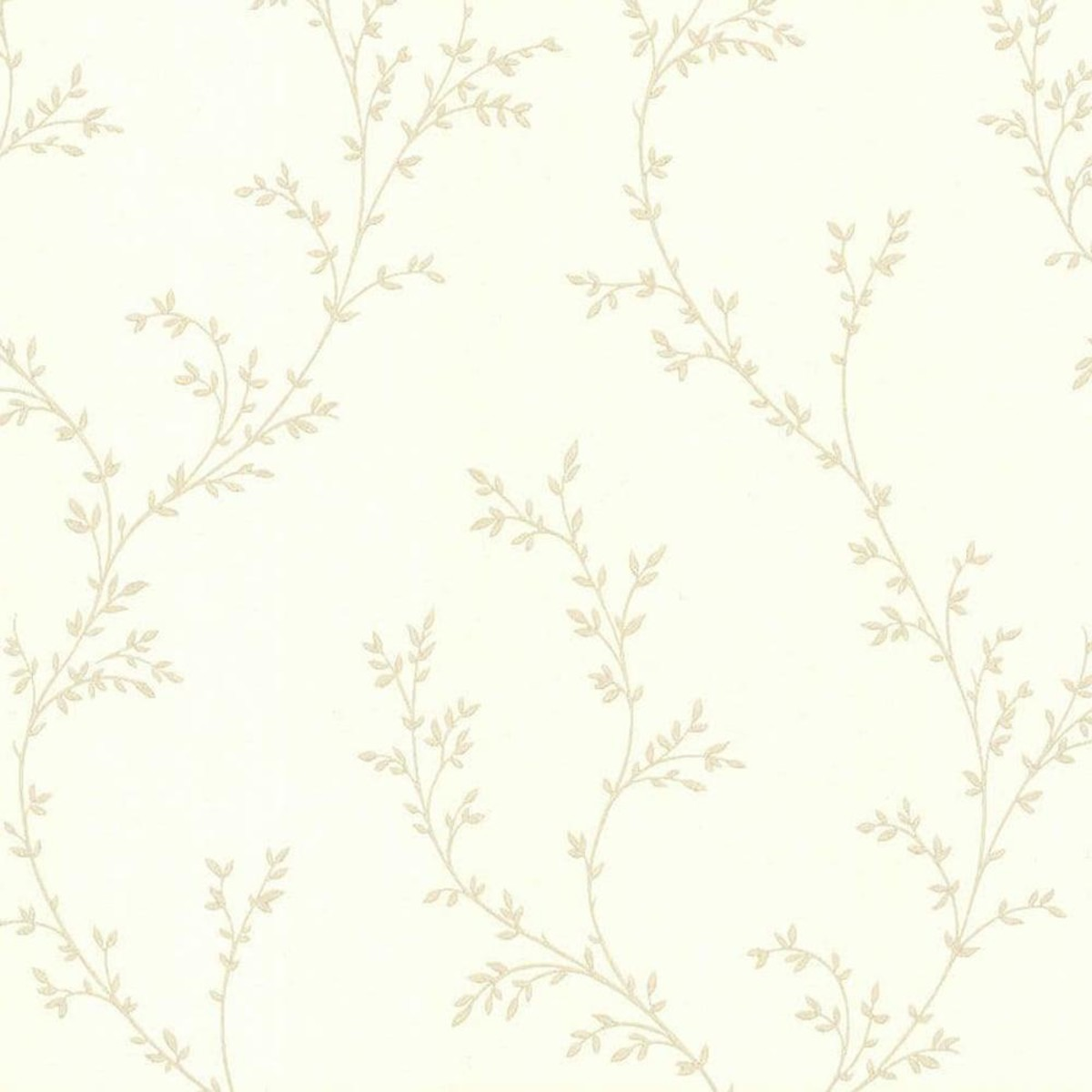 Обои флизелиновые 1838 Wallcoverings Rosemore бежевые 0.53 м 1601-103-03