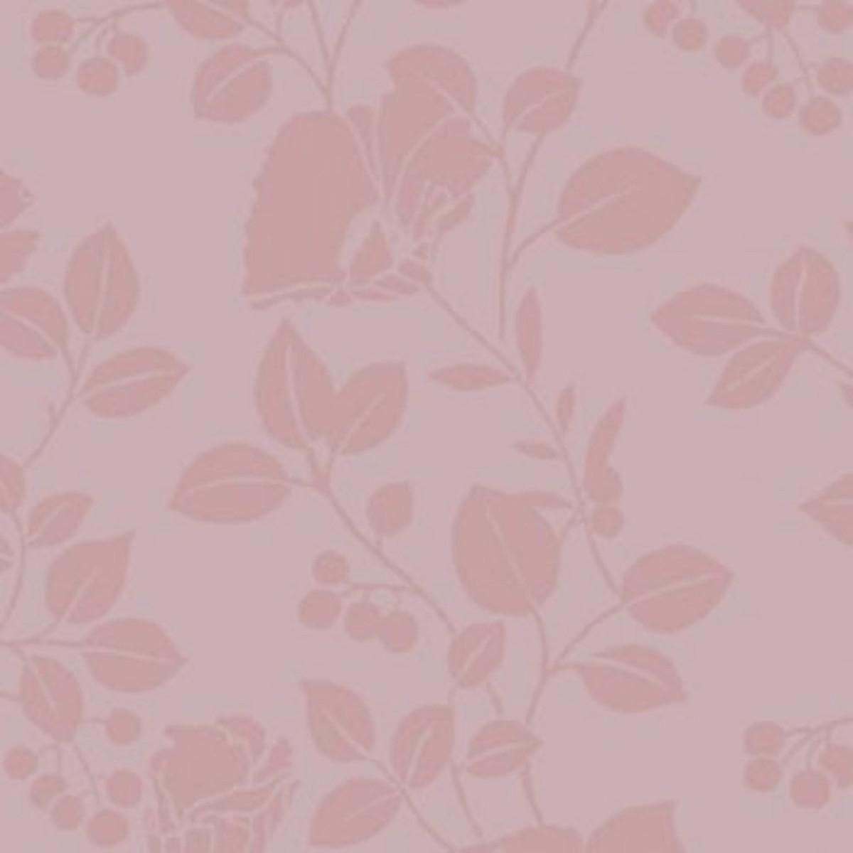 Обои виниловые Aura Silk Collection I розовые 0.53 м SL27573