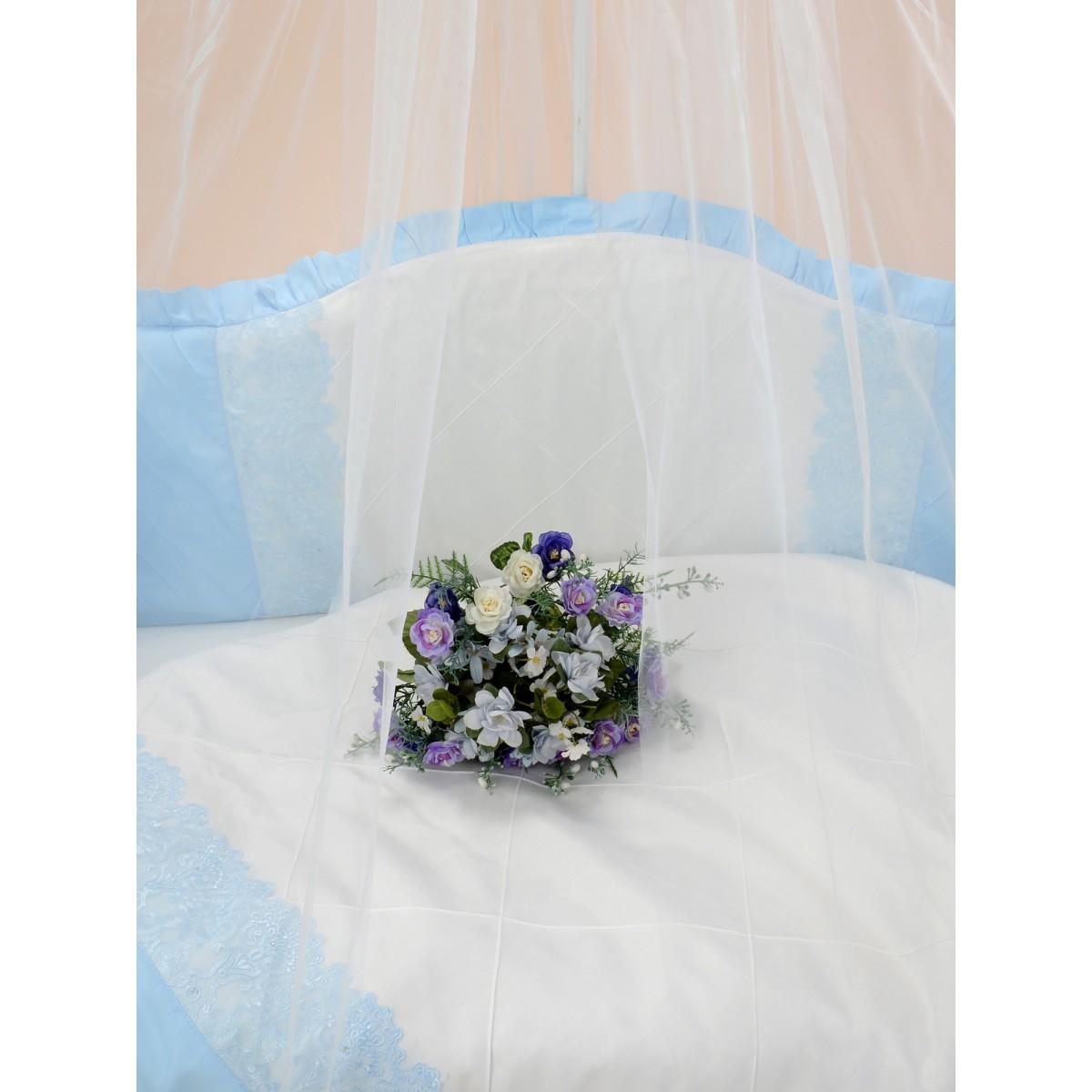 Комплект Постельного Белья Sweet Baby Dolce Vita В Кроватку Сатин
