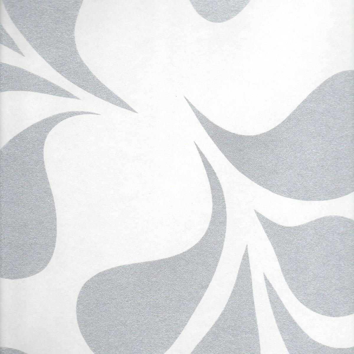 Обои флизелиновые Id-Art Mistique белые 0.53 м V6040-3