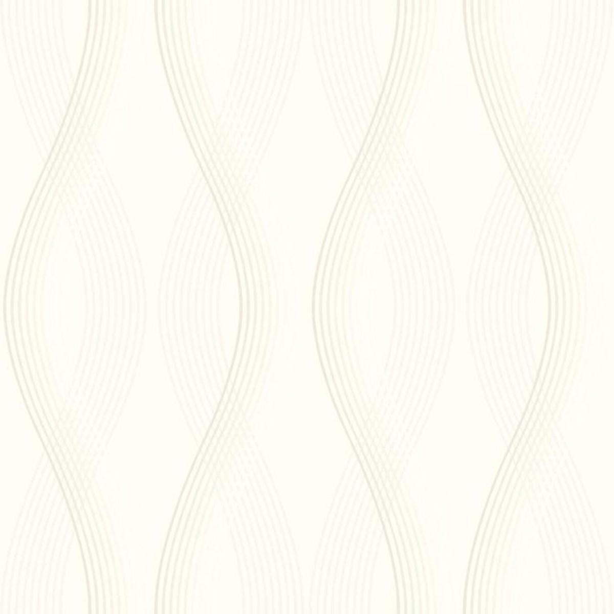 Обои флизелиновые Decoprint Paradisio бежевые 0.53 м PA16840