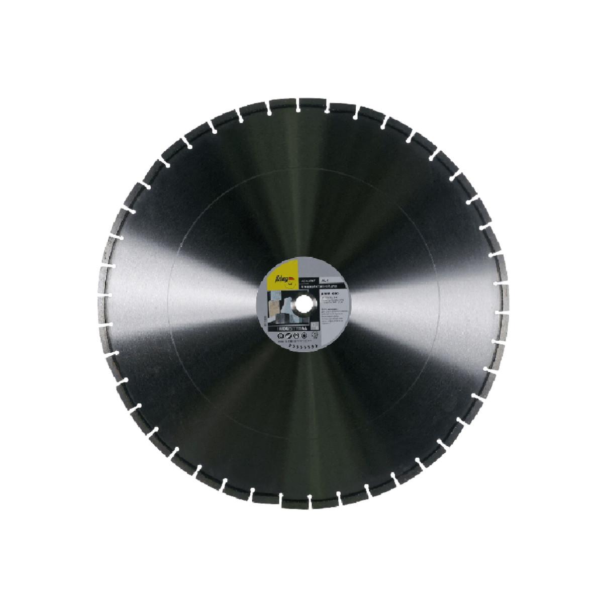 Алмазный диск Fubag AL-I 600/25.4 58528-4