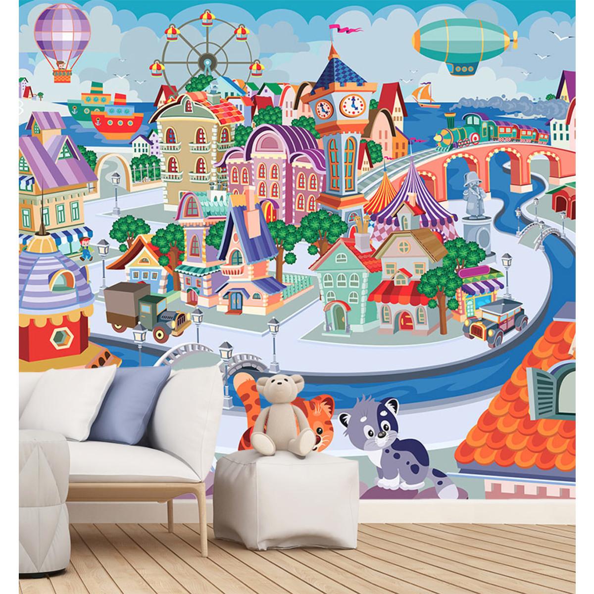 Фотообои Barton Wallpapers Детские K13203 300х270 см