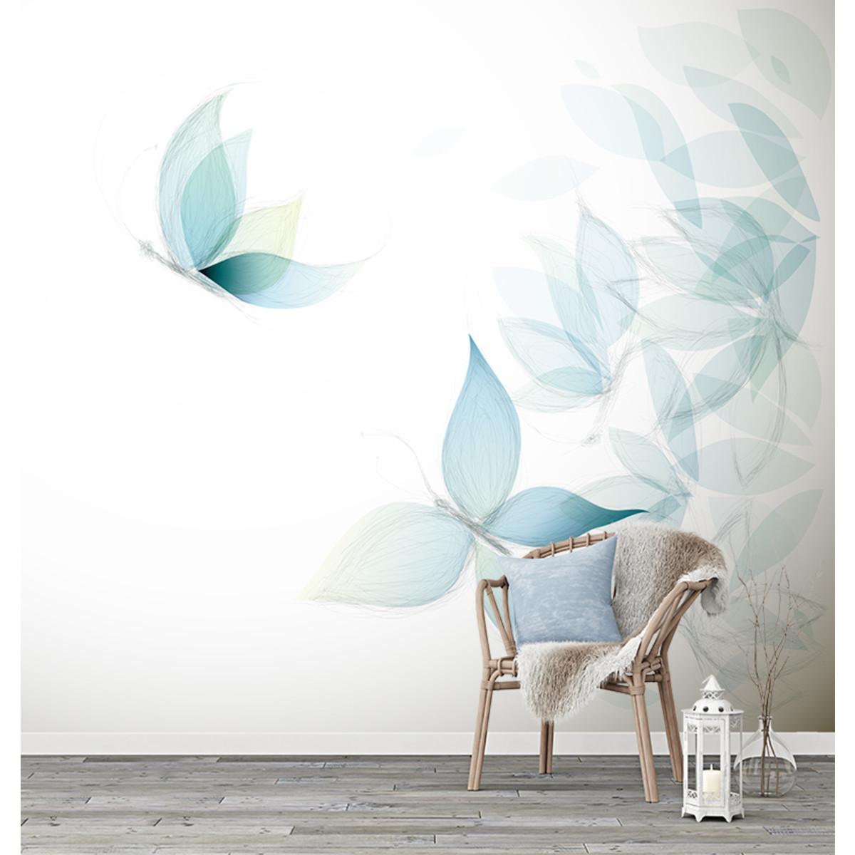 Фотообои Barton Wallpapers Цветы F06903 300х270 см