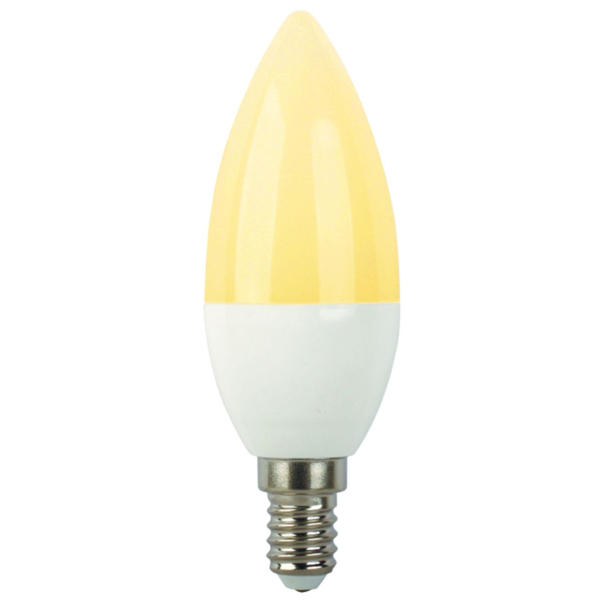 Лампа Ecola Premium светодионая E14 8 Вт свеча 640 Лм теплый свет