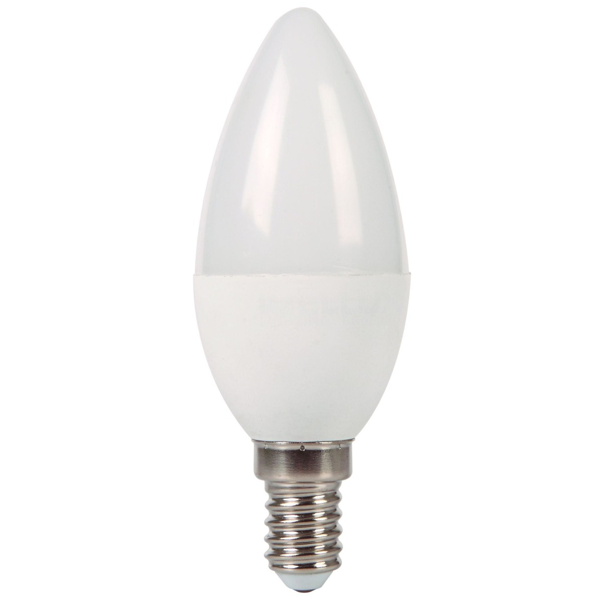 Лампа Ecola light светодионая E14 6 Вт свеча 420 Лм нейтральный свет